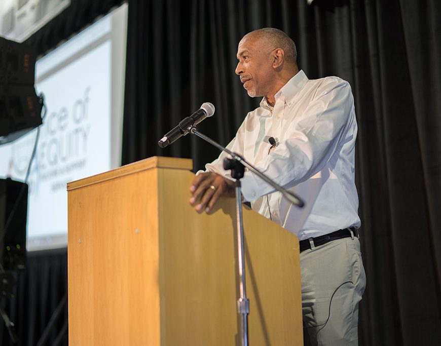 Interview with Dr Pedro Noguera - SUHSD 2018 Equity Symposium