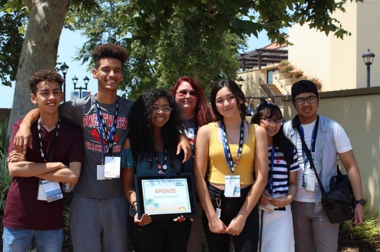 Three Schools Attend Yearbook Camp at Pepperdine University
