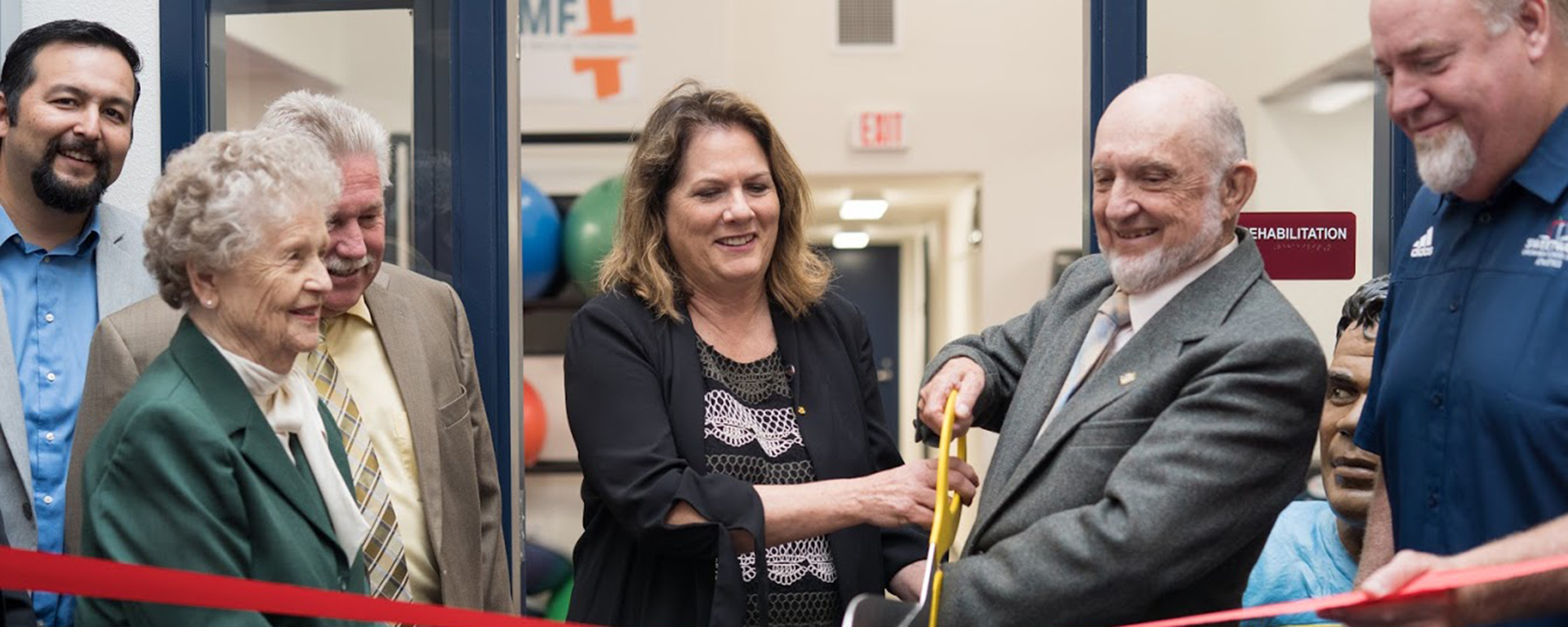 Sweetwater District Showcases New Sports Medicine and Wellness Center at Ribbon Cutting Ceremony