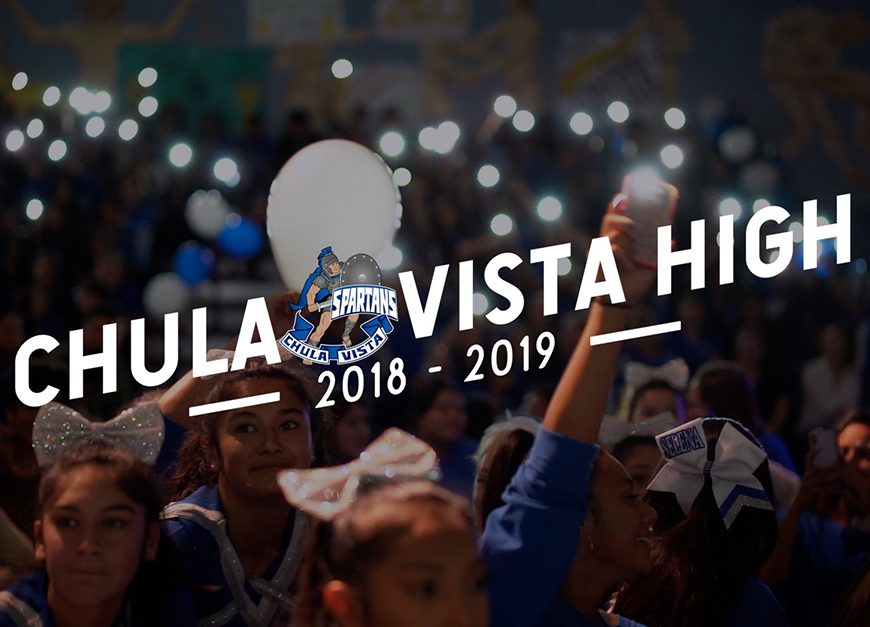 Chula Vista High Spartans