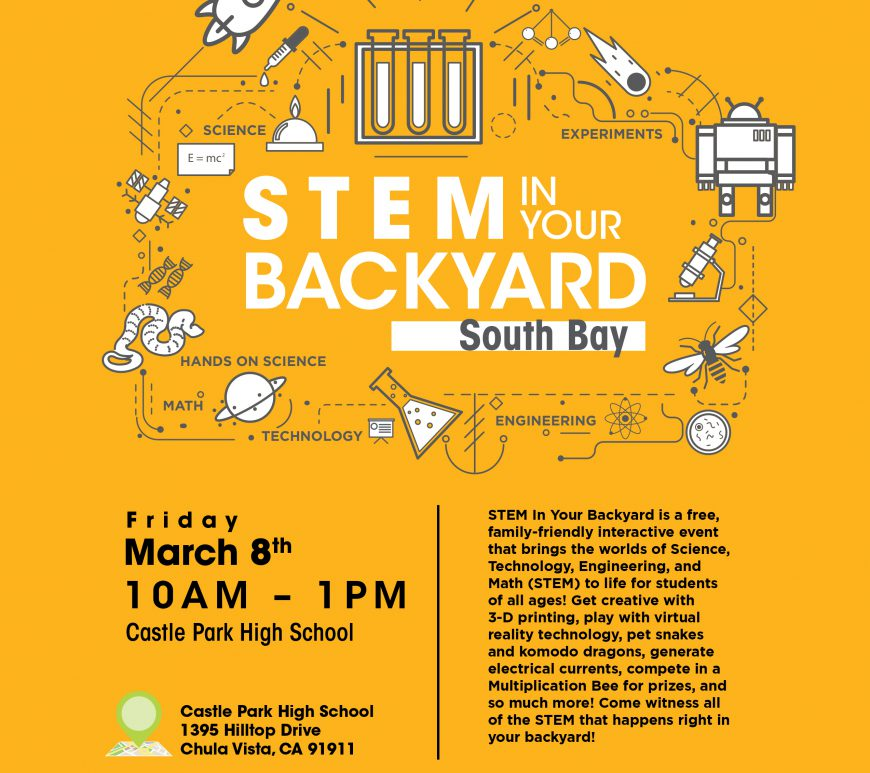 South Bay STEM In Your Backyard