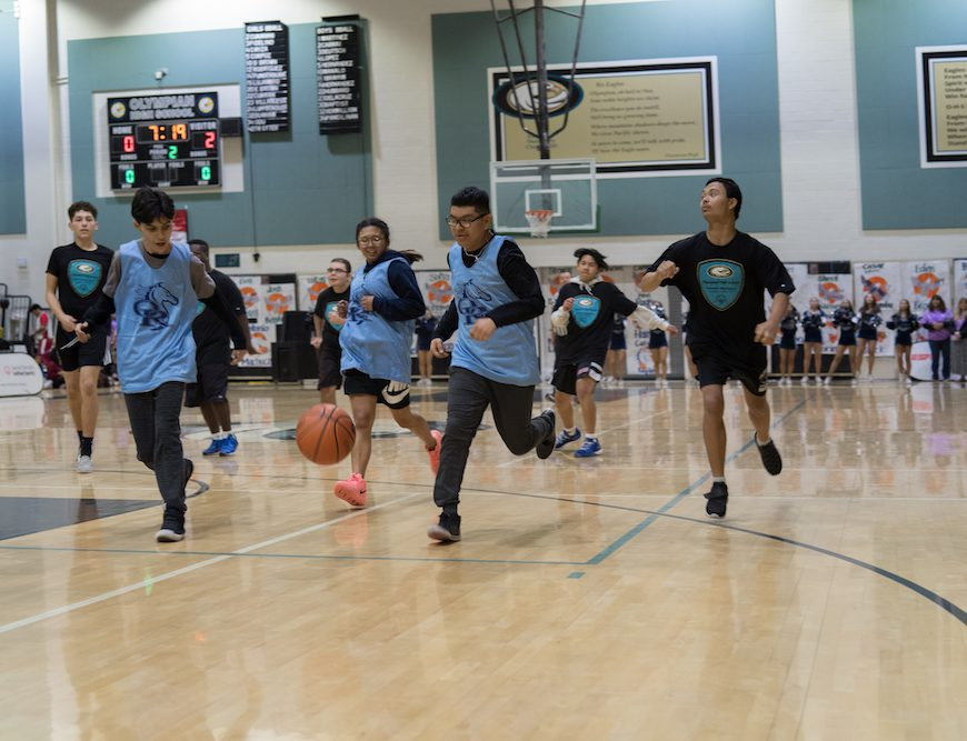 SUHSD Hosts Special Olympics Unified Champion Schools National Conference