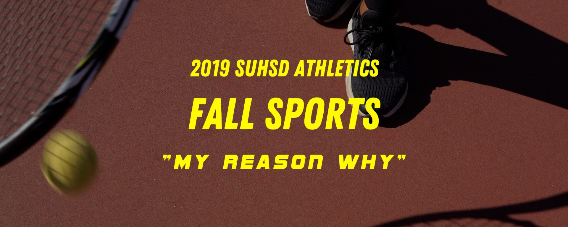 SUHSD Athletics - Fall Sports