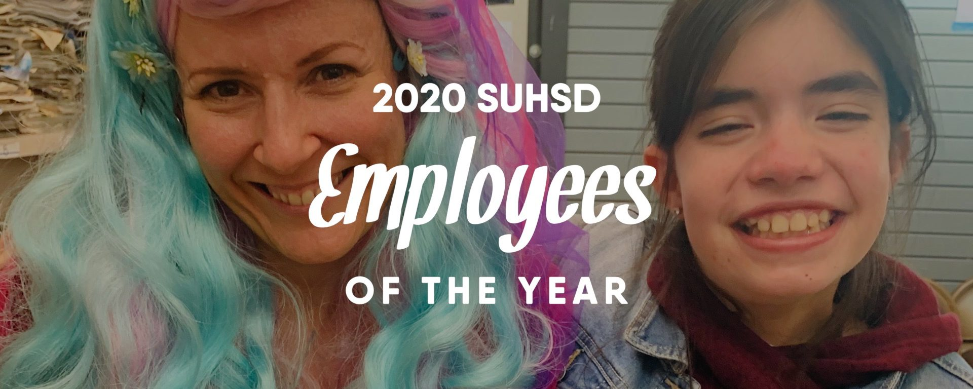 2020 SUHSD Employees of the Year Video