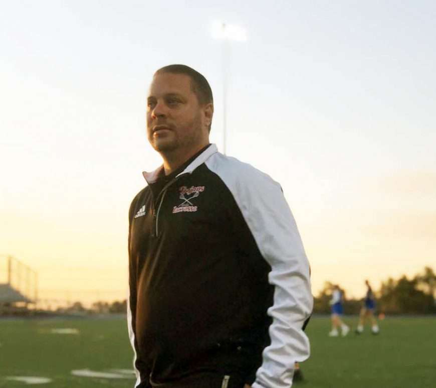 Chris Kryjewski and his coaching staff have led a major turnaround in the Castle Park High School girls lacrosse program.