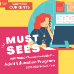 Sweetwater District Adult Education Program Offers Free Classes for 2020-21 School Year