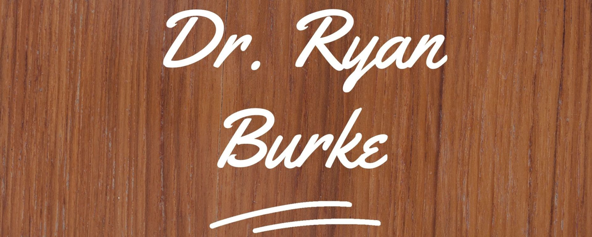 Honoring Our Own Awards Recognizes Adult Education Director Dr. Ryan Burke